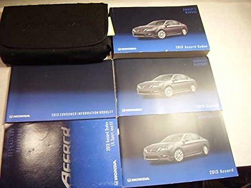 amazon com 2013 honda accord sedan owners manual 2013 honda accord rh amazon com 2013 honda accord lx service manual 2013 Accord Owners Manual PDF