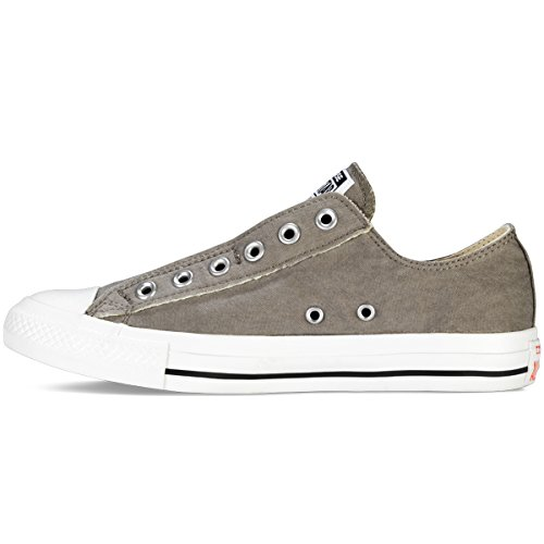 Pictures of Converse Little Kids Chuck Taylor All Star 3X841 Charcoal / White 4