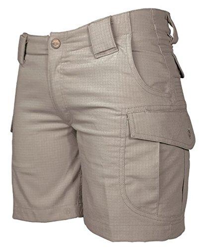 Tru-Spec Shorts, 24-7 Ladies Ascent, Khaki, 10