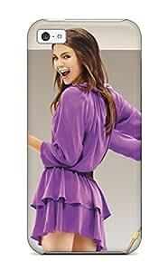 For Iphone 5c Fashion Design Victoria Justice Case-gJEUOqm19707qxtKU
