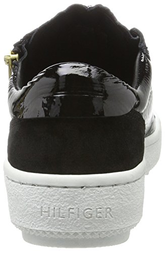 Sneakers Femme 1z1 Jeans Basses A1385riel Tommy 1HFqxOn