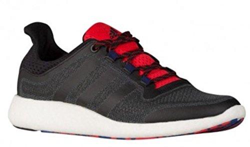 adidas - Pure Boost 2.0 Schuh - Core Black - 49 1/3