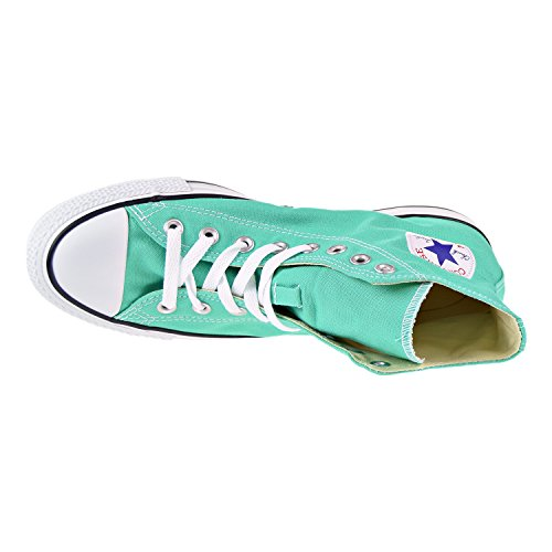 Womens Seasonal Converse Trainers Mint Colour Canvas Chuck Stars Taylor All Top Hi dpqwCqX