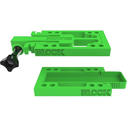 Block Riser Gostash Combo Risers Kit Green (Connect a Light Camera to your Skateboard)