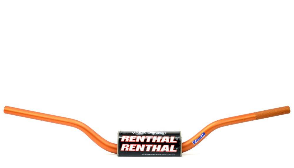 Renthal 821 –  01 de or Fatbar 821 Mcgrath/Short, color naranja 821-01-OR