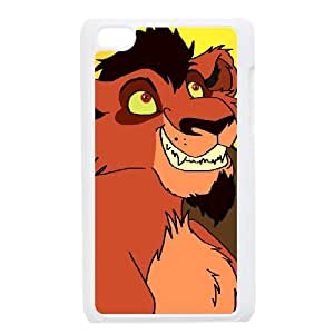 iPod Touch 4 Case White Disney The Lion King II Simba's Pride Character Nuka Tcvdz