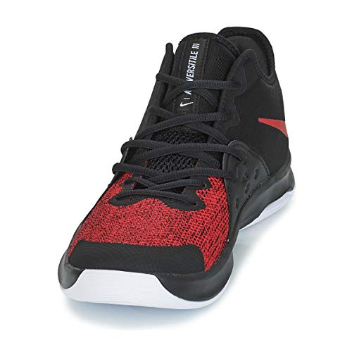Iii black De Chaussures Basketball Adulte Red Mixte Nike 006 white Air Versitile Multicolore gym EUqqR4