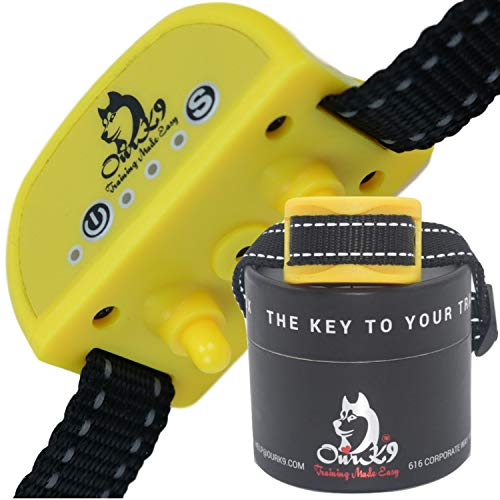 Our K9 Training Made Easy Pain Free Bark Collars and Shock Collars for Extra Small - Small Dogs by Our K9 Training Made Easy