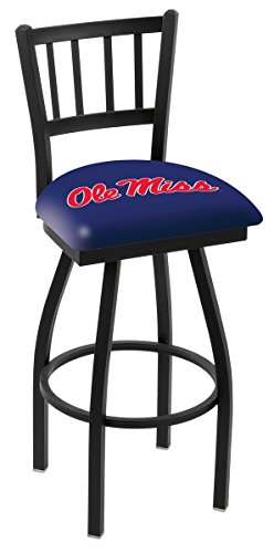 Holland Bar Stool Co. L01830MssppU Officially Licensed L018 University of Mississippi 30