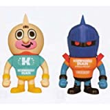 Kinnikuman KINNIKUMAN ~ PansonWorks DX Soft Vinyl Figure 2 whole set of 2