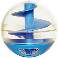 Hagen Catit Kitty Cat Treat Ball Treat Dispensing Ball (Blue)
