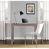 Mainstays Parsons Desk with Drawer,Sonoma Oak