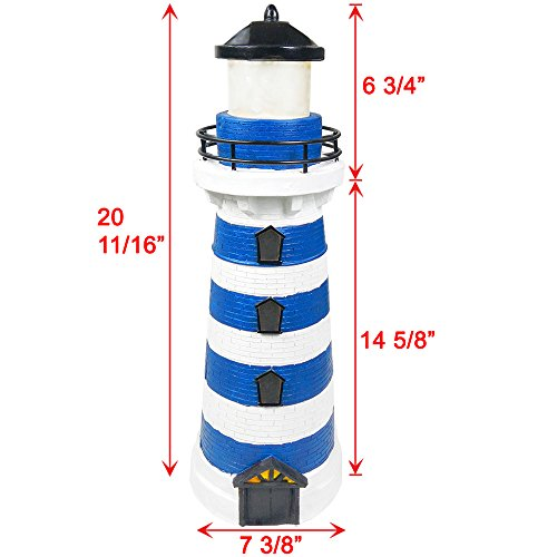 Outdoor Lighthouse Lamp in Florida - 2