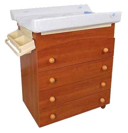 Mueble bañera para bebés, de madera. Mueble de baño, cómoda ...
