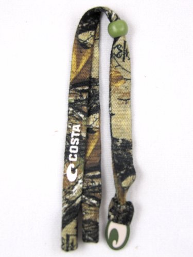 Costa Del Mar Keepers, Realtree Xtra - Strap Sunglasses Costa