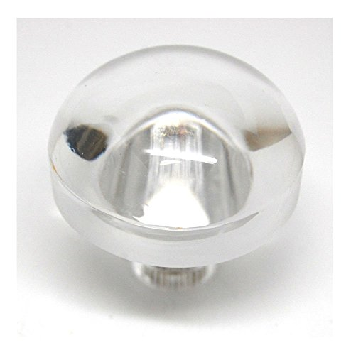 Acrylic Dome Knobs (Clear Acrylic Dome Knob Cabinet Cupboard Door Drawer Dresser Pull Hardware Bath)