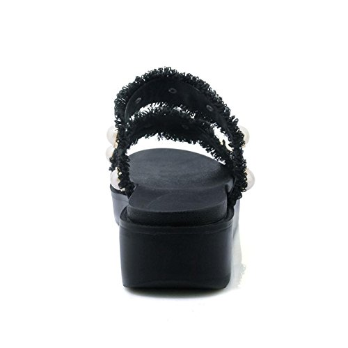 Black Mules Coolcept On Slip Shoes 2 Women qqXwz8