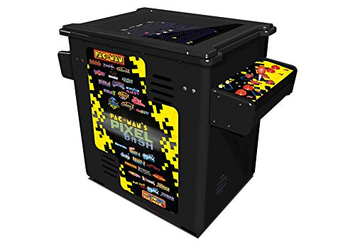 NAMCO America, inc. Pac-Man's Pixel Bash Cocktail Table – Wood -