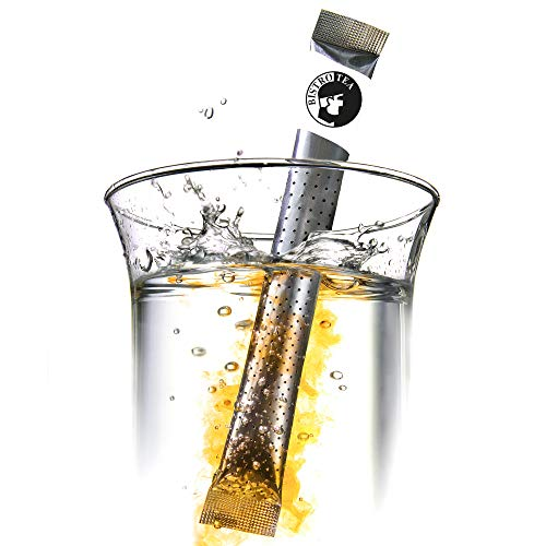 - Tea Stick - Bistrotea Organic Herbs and Honey Tea in Stick, Orange and Honey Scent, Caffeine-Free