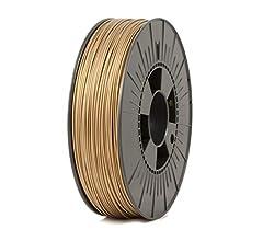 ICE Filaments ICEFIL1PLA037 filamento PLA,1.75mm, 0.75 kg, Fluo ...