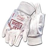 White Ox Heavy-Duty Work Gloves (dozen)