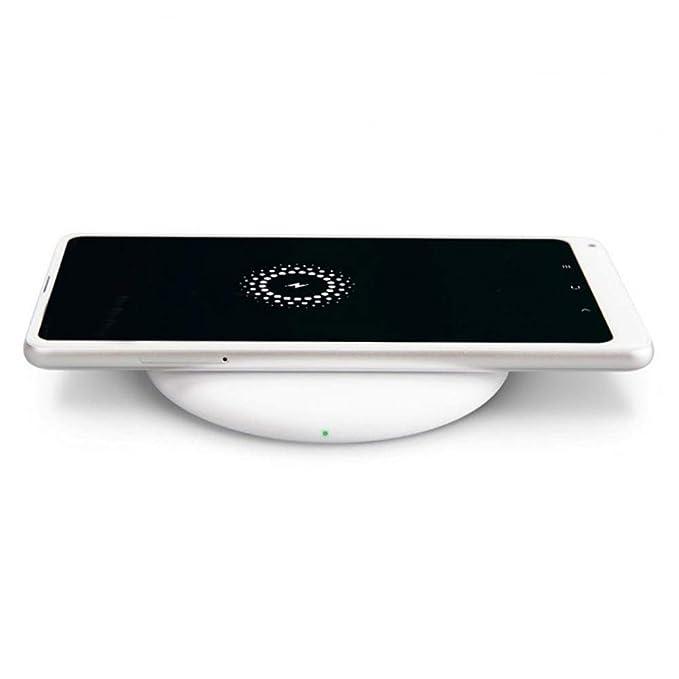 Amazon.com: Xiaomi - Cargador inalámbrico para iPhone XS Max ...