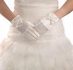 Lusiyu Girl Solid Child Size Wrist Lengt...