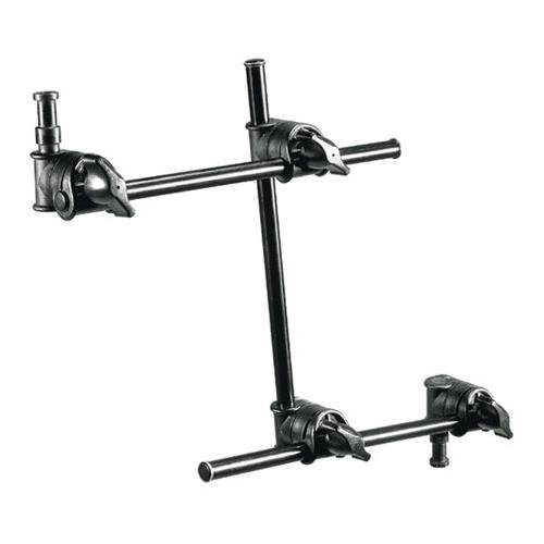 Manfrotto 196AB-3 3-Section Single Articulated Arm without Camera Bracket (Black) by Manfrotto