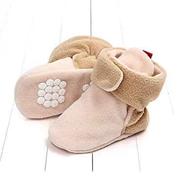 Baby Shoes Baby Shoes Infant Boot Unisex Classic Floor Hook /& Loop All Seasons Baby Walker Booties for Newborns
