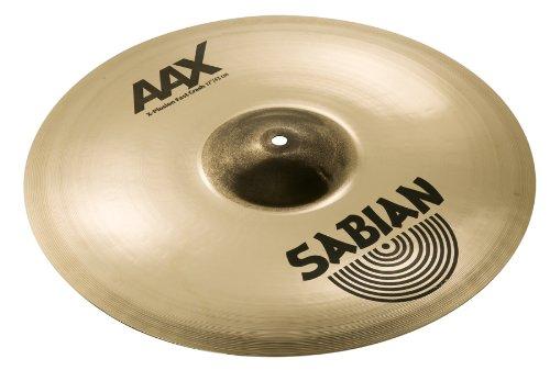 Sabian 17 Inch AAX X-Plosion FAST Crash