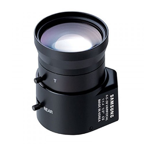 50mm Varifocal Auto Iris - Hanwha Techwin 1/3