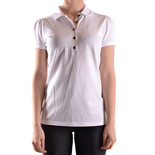 BURBERRY - Women's Polo YSM70254 - white, - Burberry Womens Polo