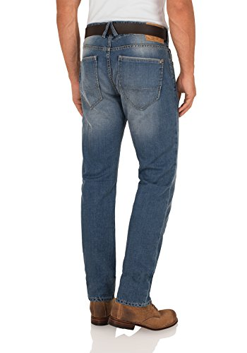 Paddock´s Herren Jeans Jeanshose Scott tight fit low rise Waschung 5956 medium vintage washed W 31 - 40