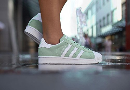 ice 5 Superstar 4 adidas Calzado white W mint wzURXqO