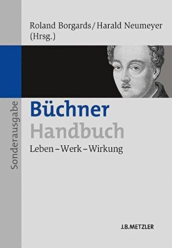 Büchner-Handbuch: Leben - Werk - Wirkung