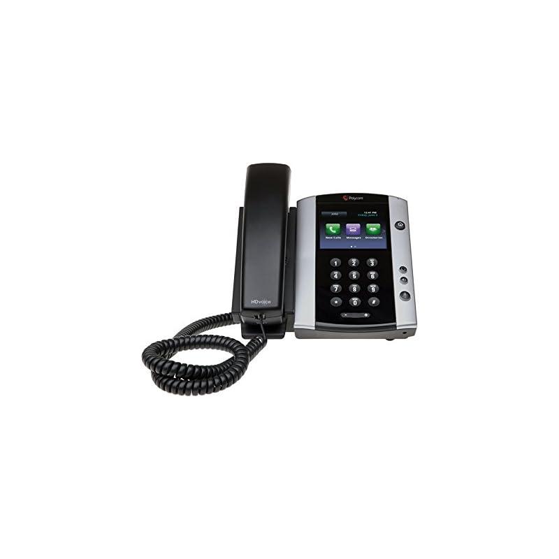 Polycom 2200-44500-001 VVX 500 12-Line P