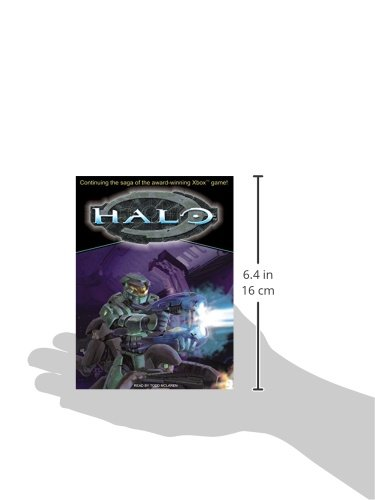 Halo Boxed Set: The Fall of Reach/The Flood/First Strike ...