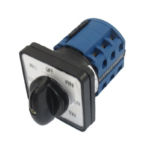 7 position rotary switch - 7