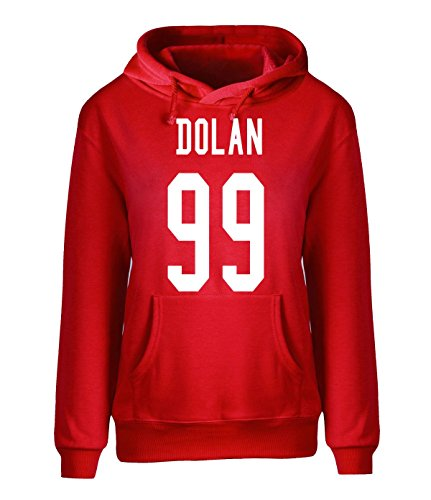 Abelmu Dolan 99 Twins Womens Hoodie