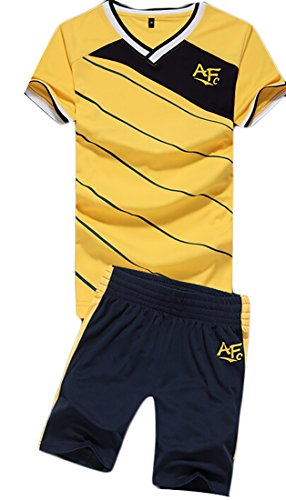 top Generic Men Casual Breathable Sweat + T-shirt Set Casual Shorts supplies