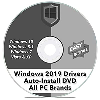 Ezalink DVD for Windows Driver Installation Automatic Install Software for ANY PC Computer (Dell, HP, Asus etc) Easy Update Disc