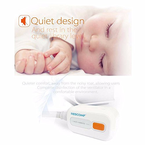 LAB OUTLET Portable Mini CPAP Cleaner Disinfector For CPAP Air Tubes Machine Tube Respirator Mask by LAB OUTLET (Image #7)