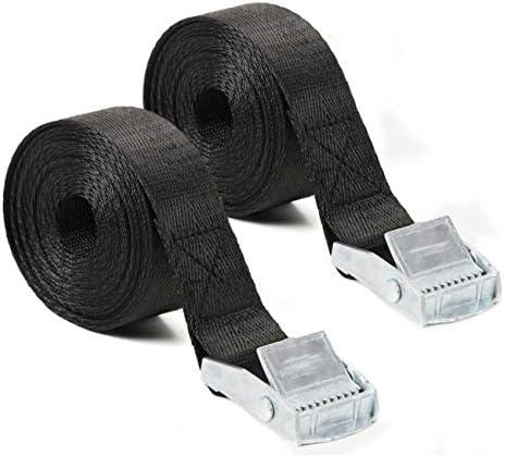 2本セット荷締めベルト 荷締バンド 多用途 固定ベルト 固定バンド 地震対策グッズ