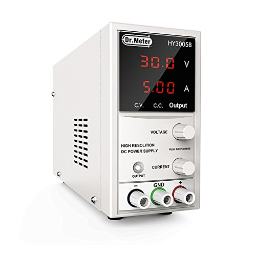 Dr meter Single Output Switchable Alligator included