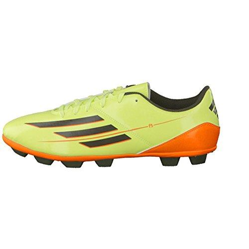 adidas Fussballschuhe F5TRX HG, hombre, glow s14/earth green s13/solar zest, 40 2/3 EU glow s14/earth green s13/solar zest