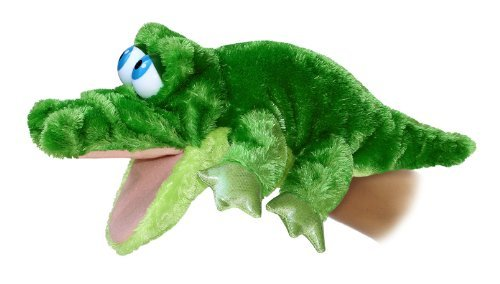 Grator The Alligator Body Puppet 14