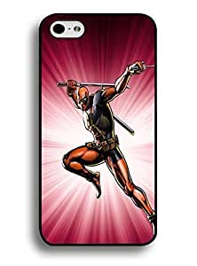 Abstract Deadpool Protective Skin Case for iphone 5c