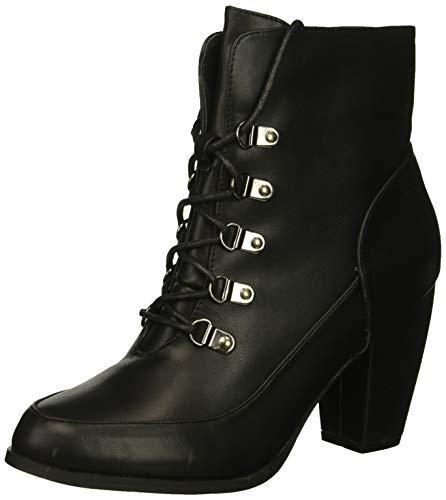- Michael Antonio Women's Maccoy Ankle Boot, Black, 10 M US