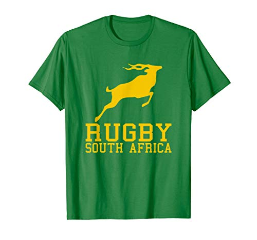 (South Africa Rugby T-shirt)