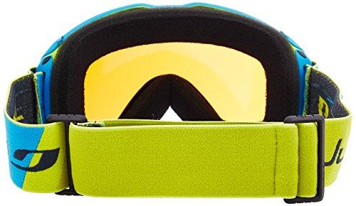 ... Masque de ski mixte JULBO Bleu Airflux Bleu   Vert - Spectron 2 d50f62247cef